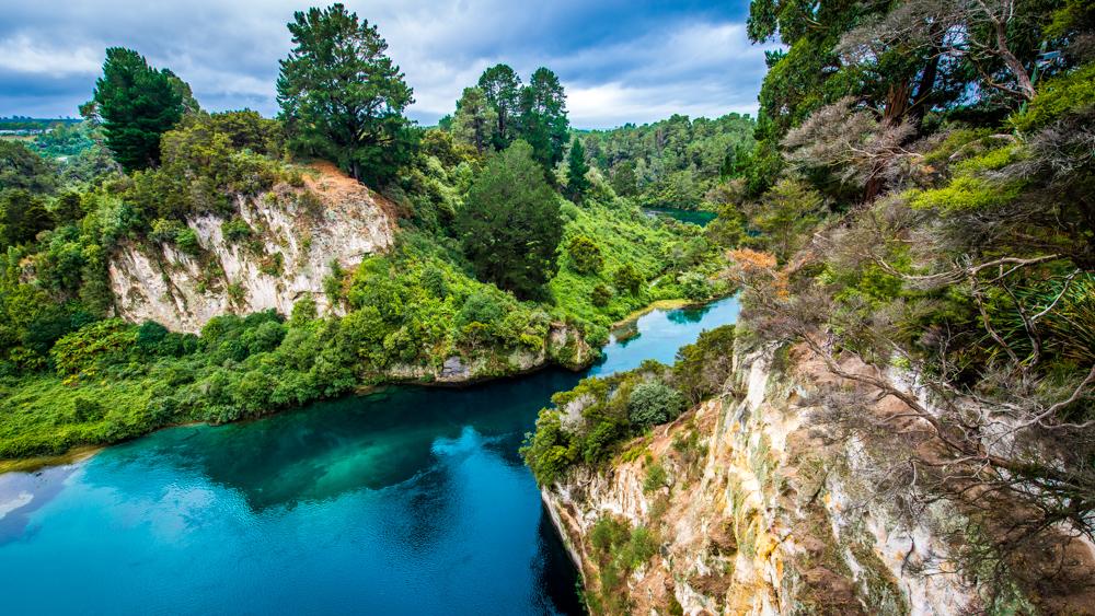 Lake Taupo Nowa Zelandia-2