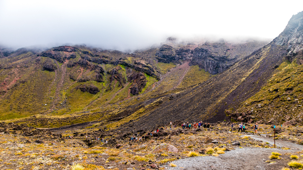 Tongariro Crossing-5
