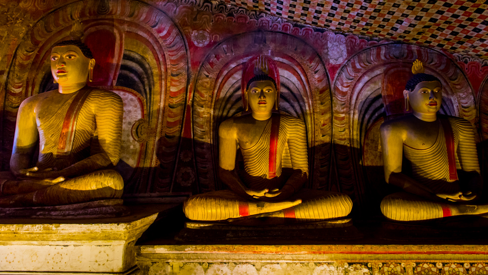 Rock Temple Dambulla-10
