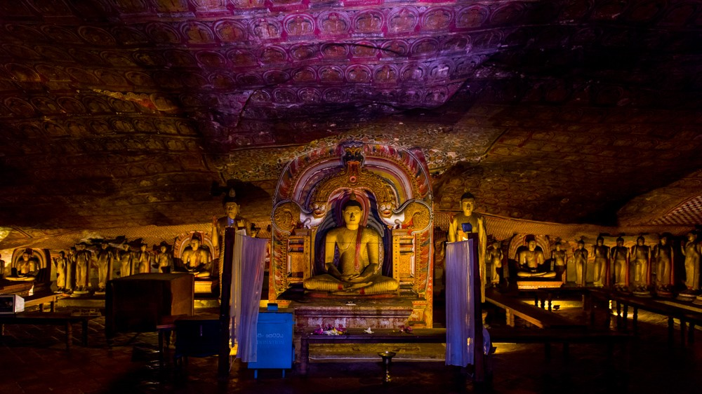 Rock Temple Dambulla-21