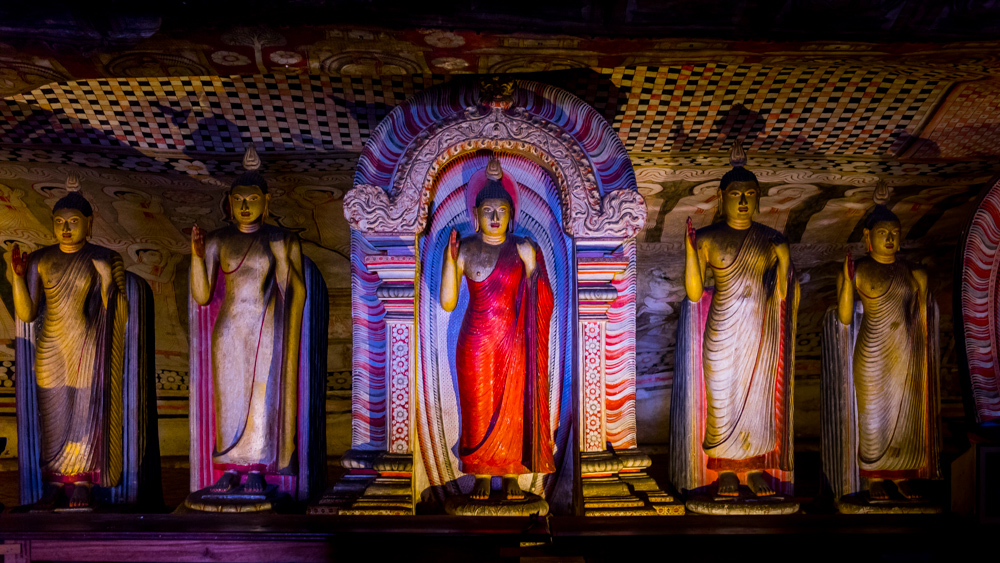 Rock Temple Dambulla-7
