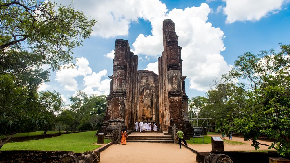 Sri lanka Polonnaruwa-19