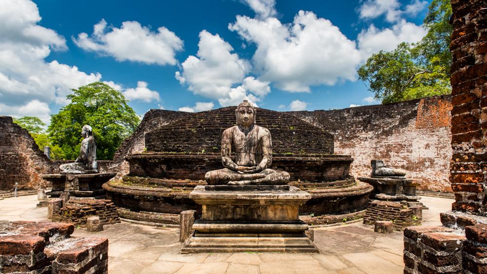 Sri lanka Polonnaruwa-9