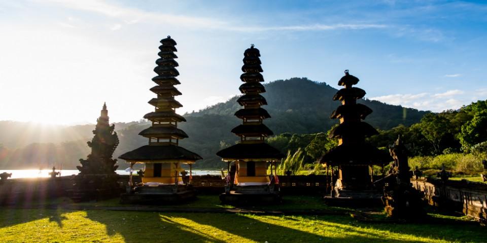 Jezioro Tamblingan Bali-35