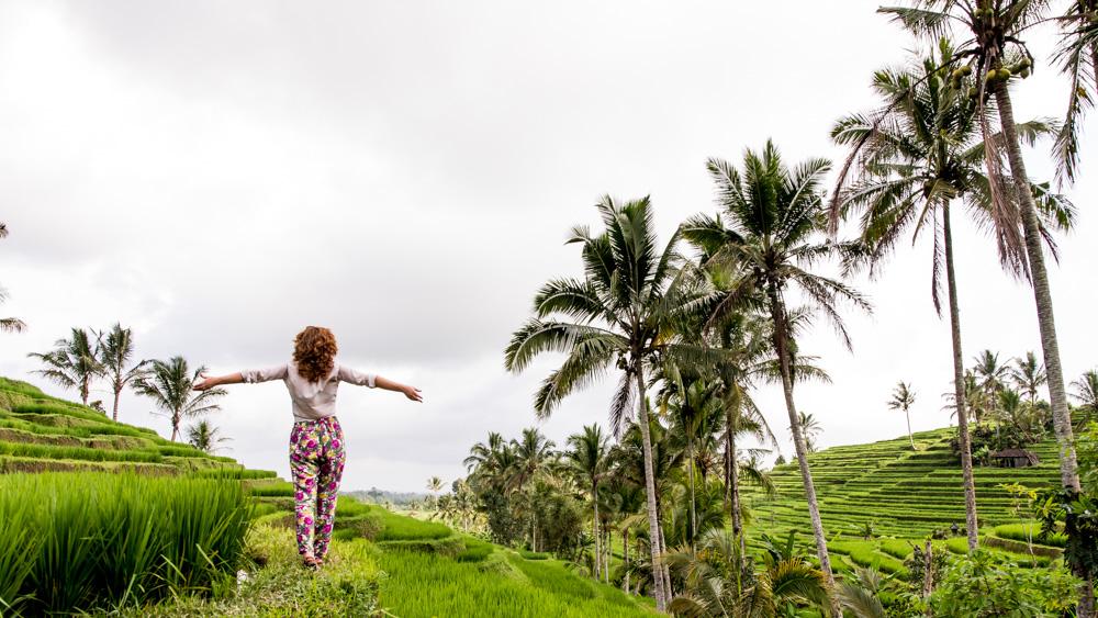Najpiekniejsze Tarasy Ryżowe Bali-9