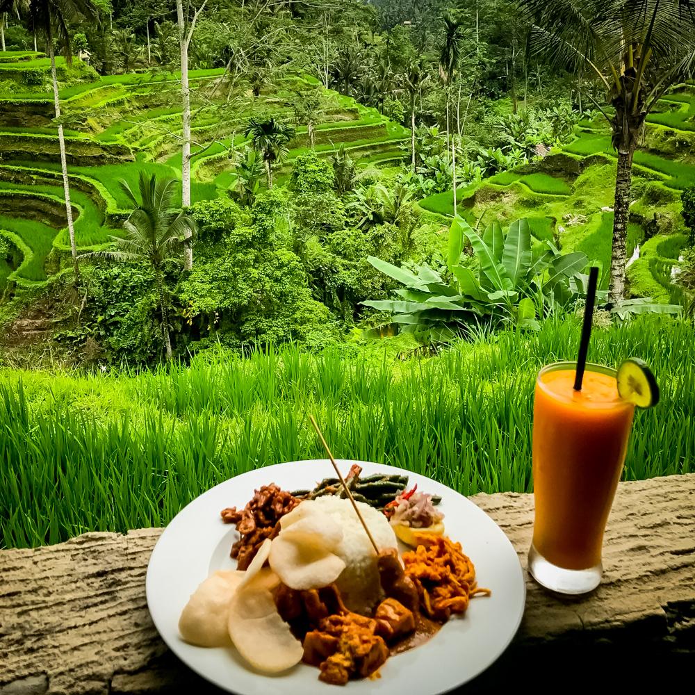 Jedzenie na Bali-1