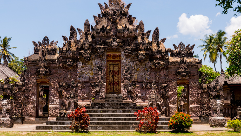 Najpiekniejsze swiatynie Bali Pura Beji-2