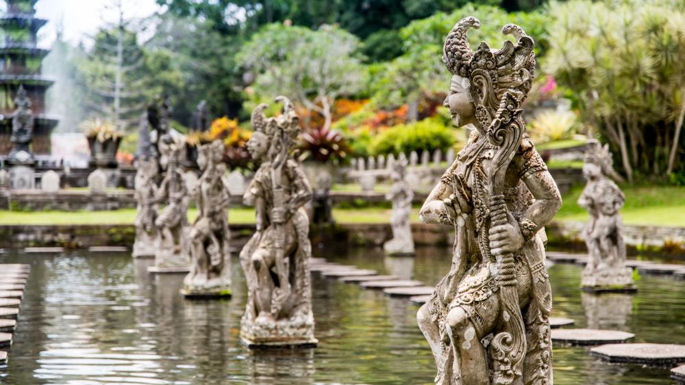 Najpiekniejsze swiatynie Bali Tira Ganga-8