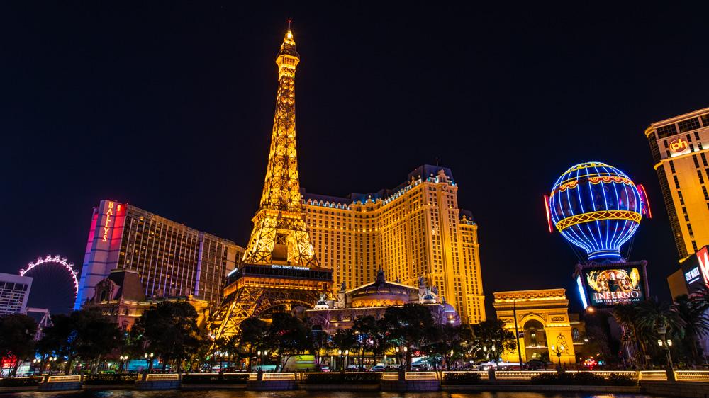 Co zobaczyc w Las Vegas-2