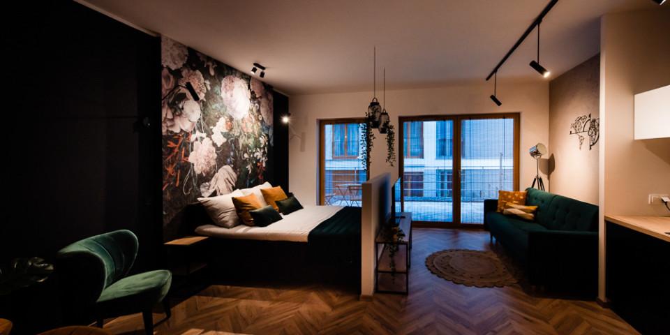 Apartament Krakow-gdzie nocowac w Krakowie-1