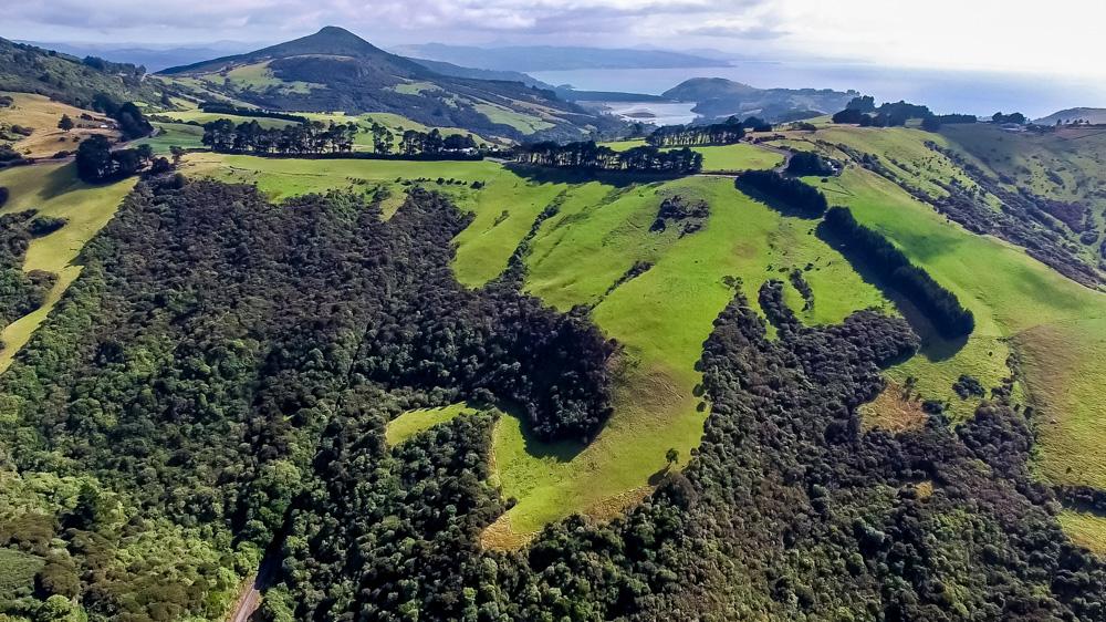 nowa-zelandia-z drona-61