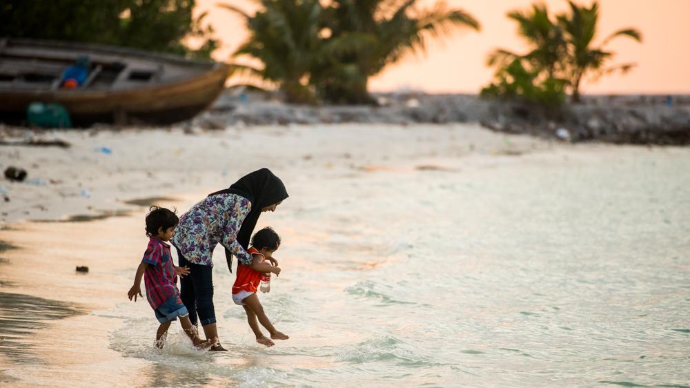 Malediwy Nilandhoo-14