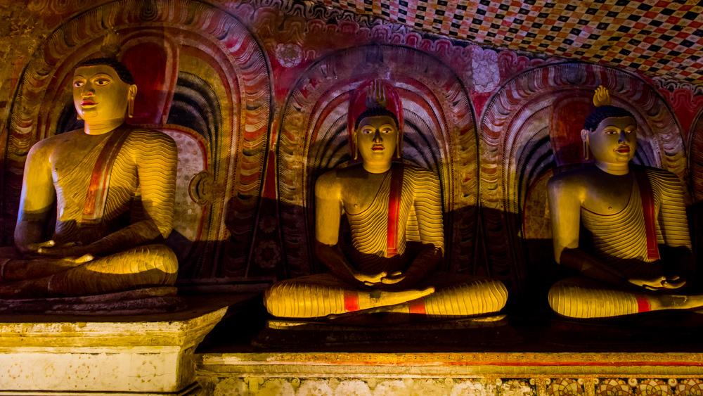 Rock Temple Dambulla-10