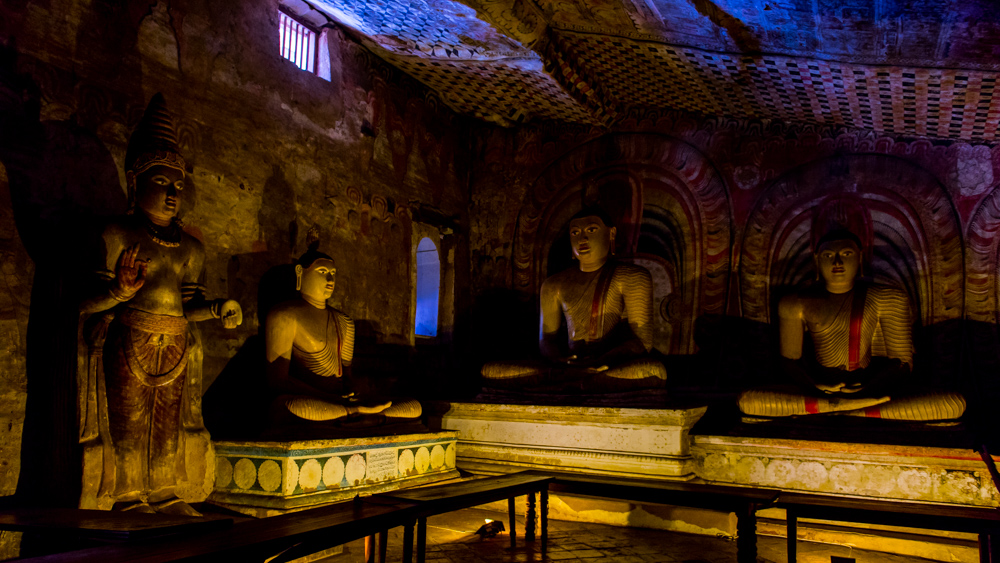 Rock Temple Dambulla-16