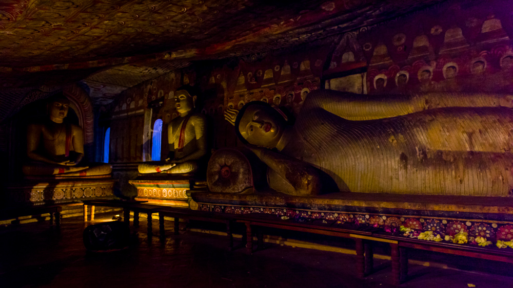 Rock Temple Dambulla-18