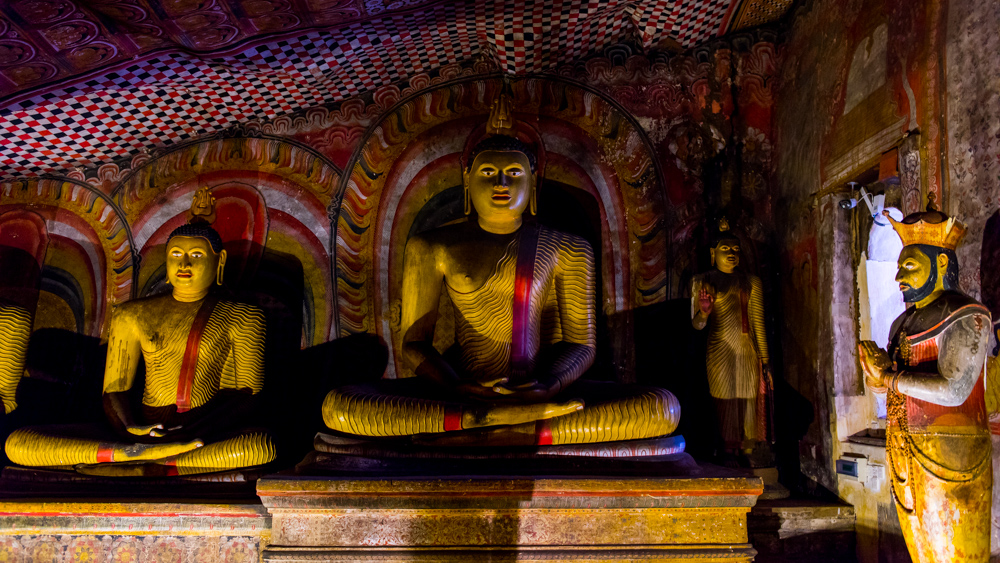 Rock Temple Dambulla-22