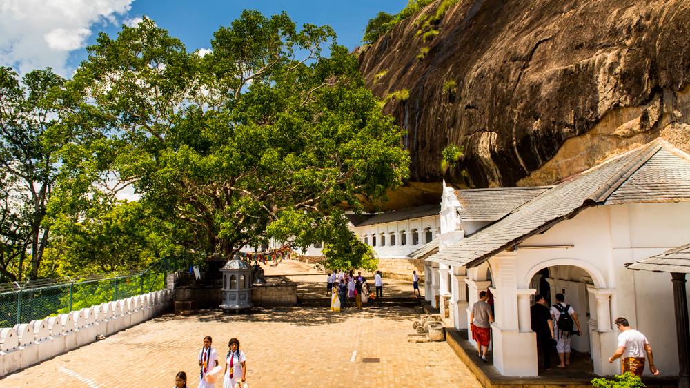 Rock Temple Dambulla-3