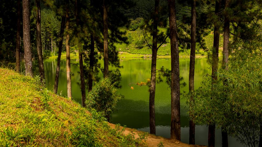 Sri Lanka Sembuwatte Lake-20