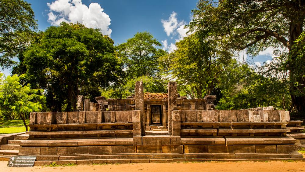 Sri lanka Polonnaruwa-1