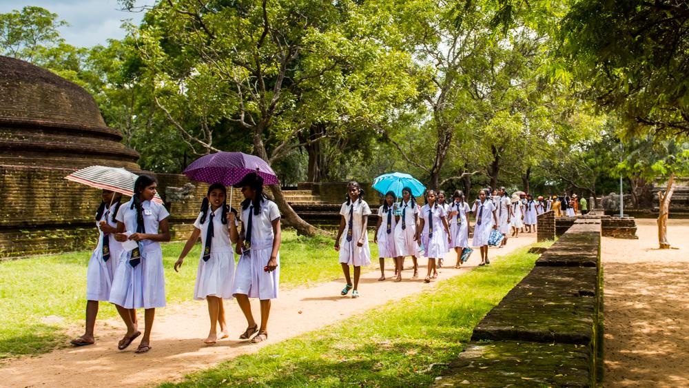 Sri lanka Polonnaruwa-18