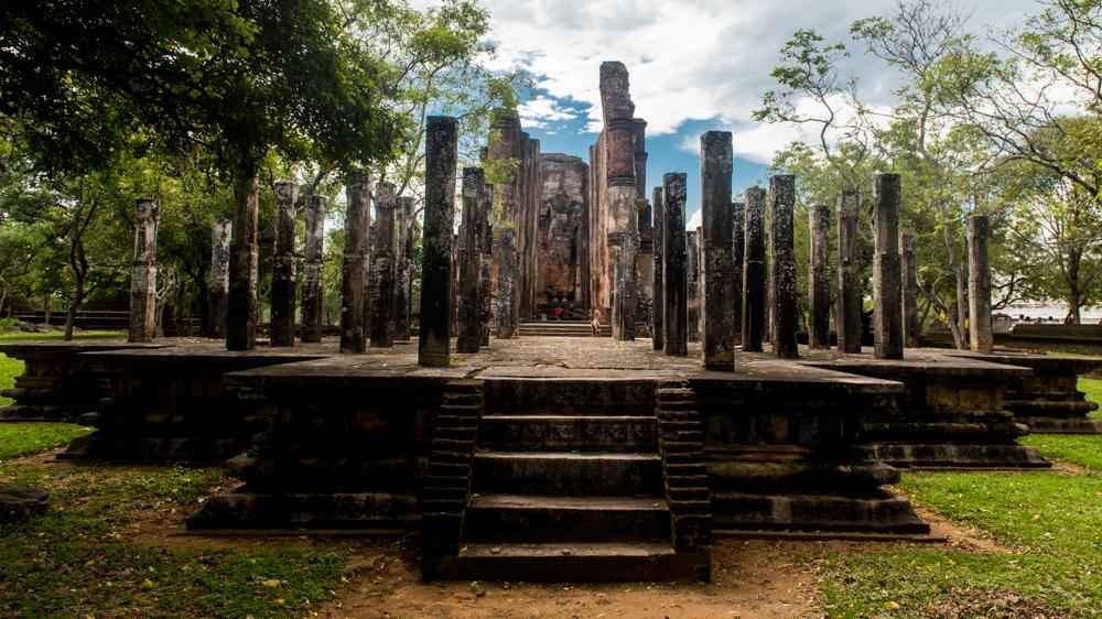 Sri lanka Polonnaruwa-22