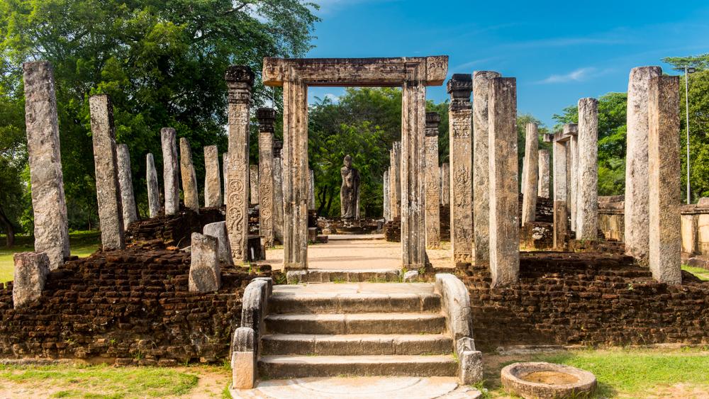 Sri lanka Polonnaruwa-30