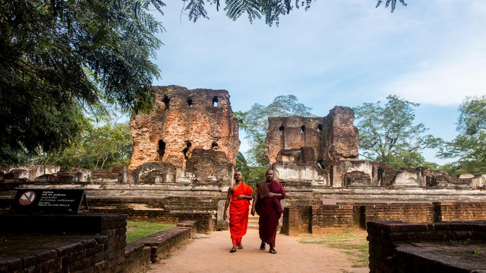 Sri lanka Polonnaruwa-32