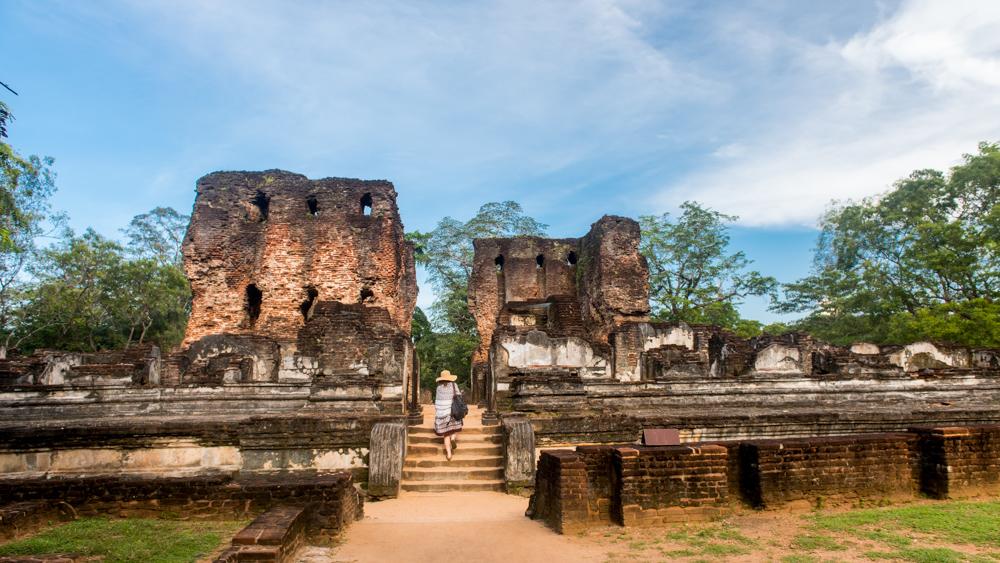 Sri lanka Polonnaruwa-33