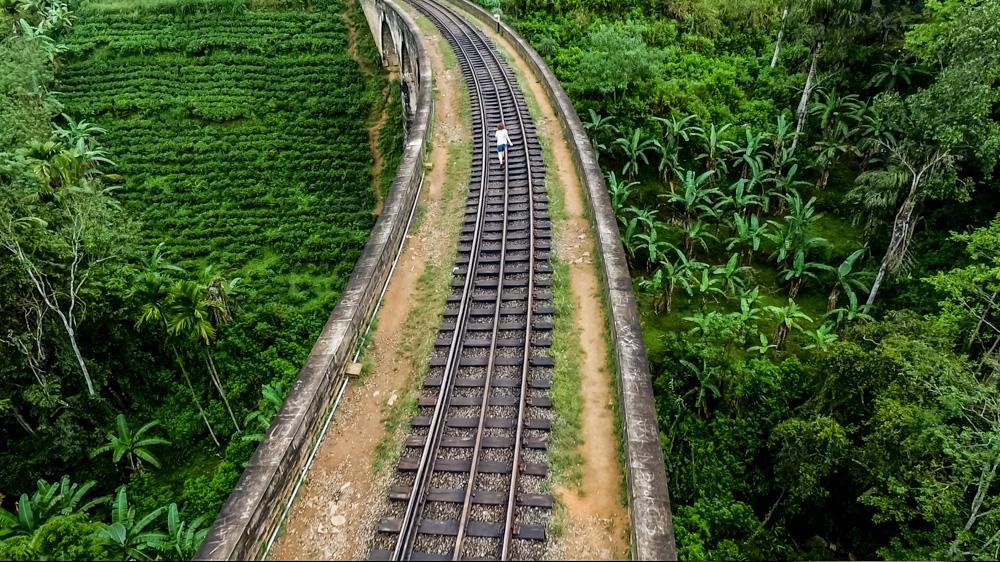 Adams Peak Ella - Sri Lanka-14