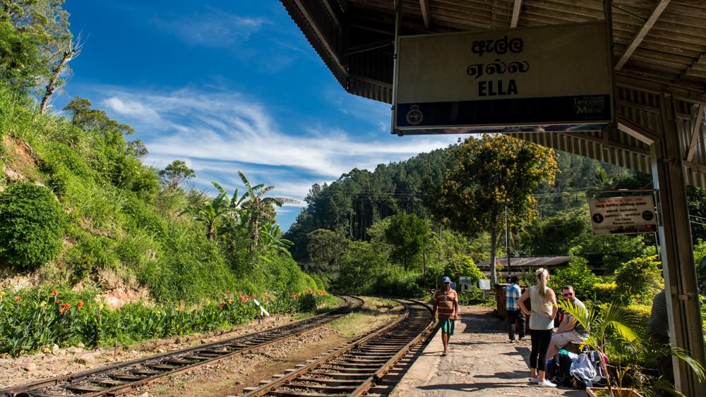 Plantacje herbaty Sri lanka