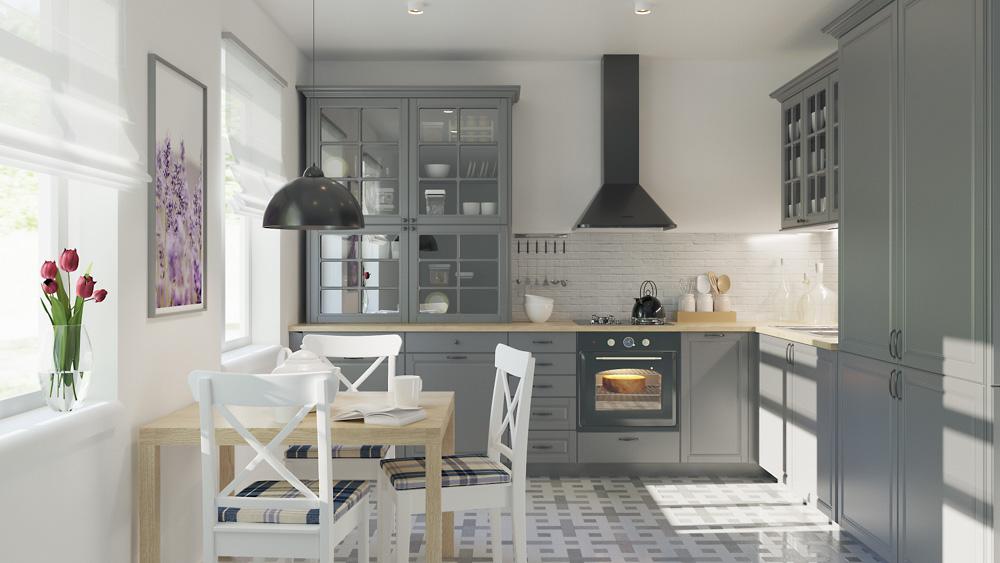 Stól i krzesła do małej kuchni-4