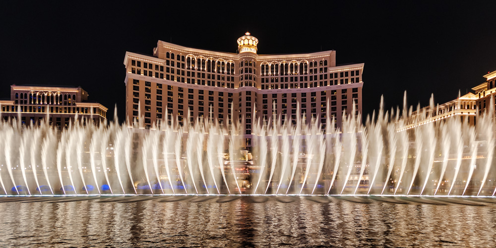 The Bellagio - Las Vegas, NV