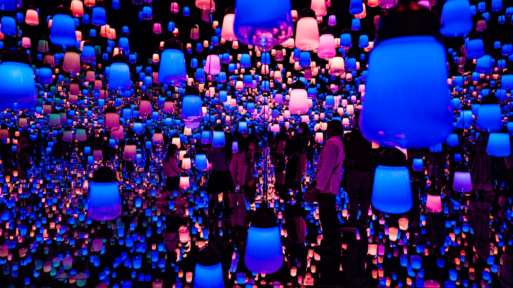 TeamLab Borderless Tokio