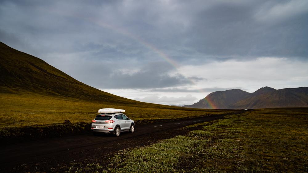 Islandia czym się poruszać? Jakie auto wynająć na Islandii?