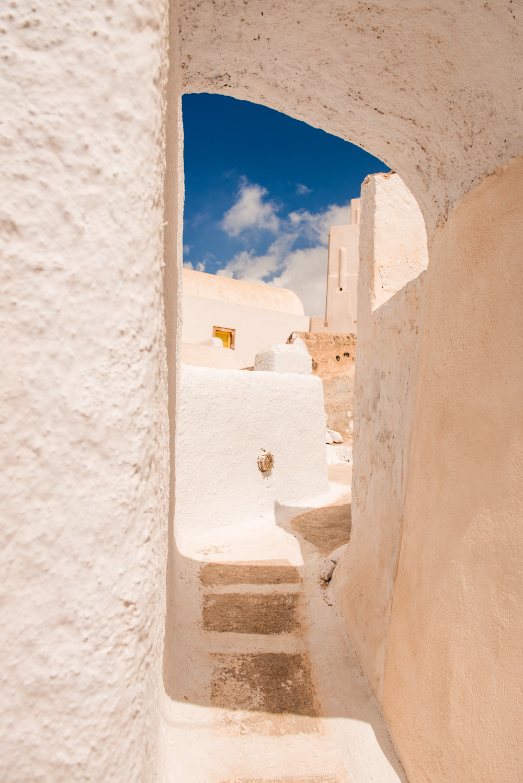 Santorini Pyrgos