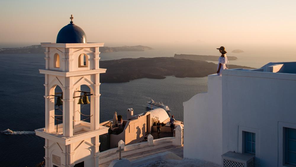 Santorini -33 zdjęcia, które sprawią, że będziesz chciał ją zobaczyć!