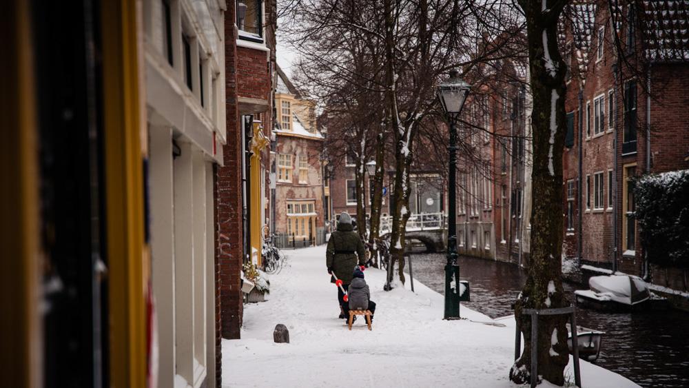 Instagramowe miejsca Holandia