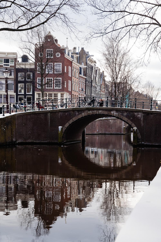 Najpiekniejsze miejsca w Amsterdamie