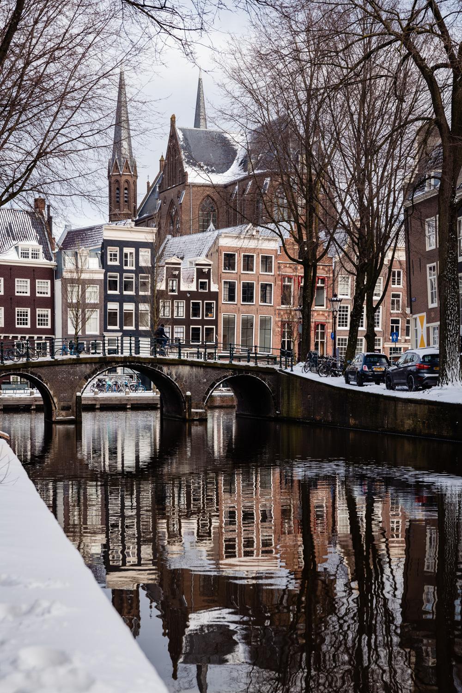 Najpiękniejsze miejsca w Holandii