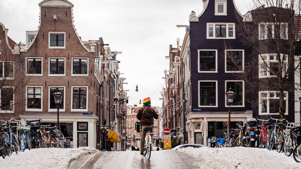 Instagramowe miejsca Amsterdam