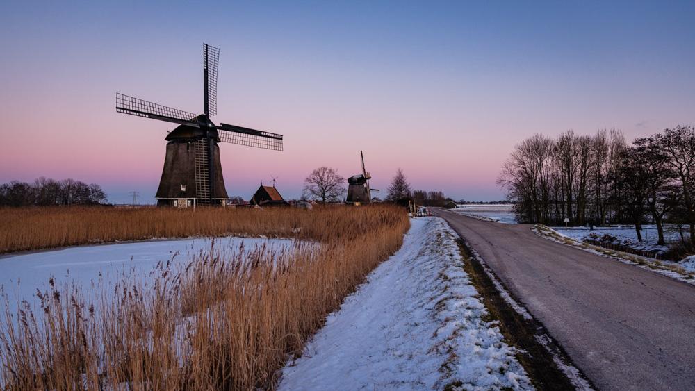 Ciekawe miejsca Holandia