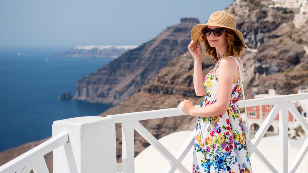 Santorini najlepsze widoki