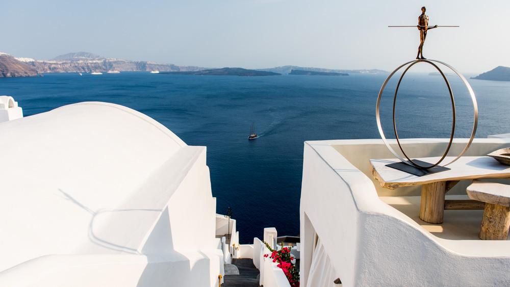 Santorini co zobaczyc