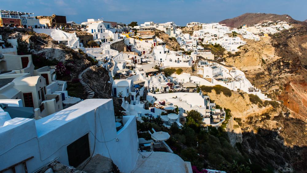 Santorini najpiekniejsze miejsca