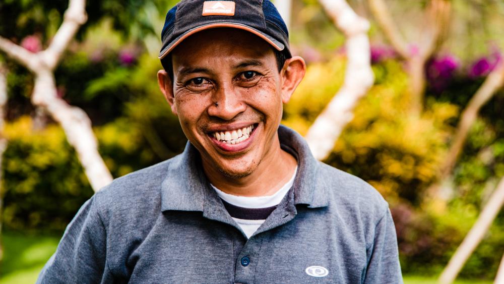 Zaufany kierowca na Bali